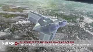 BAE Systems ve Cranfield Üniversitesi Yeni Bir İnsansız Hava Aracı Konsepti Tanıttı