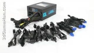 #1007 - Corsair HX1000W Power Supply Video Review