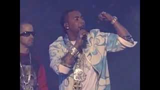 Wisin Y Yandel Ft Don Omar My Space  (live)