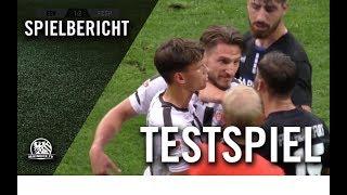 FSV Frankfurt – FC St. Pauli (Testspiel)