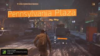 Tom Clancy s The Division Beta Gameplay ASUS ROG G751 Ultra Settings