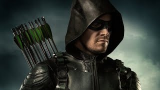 Arrow ➵ Oliver Queen Is Back As Green Arrow ➵ Skillet - Back From The Dead