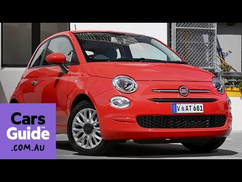 2016 Fiat 500 review | first drive video