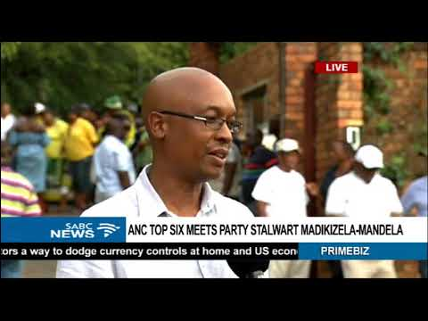 Significance of ANC Top Six meeting with Madikizela-Mandela: Parks Tau