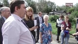 Міністр енергетики і ЖКГ оцінив якість капітального ремонту в Азбесту
