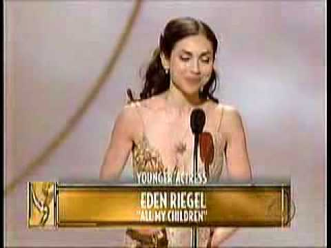 Eden Wins the Emmy! 2005