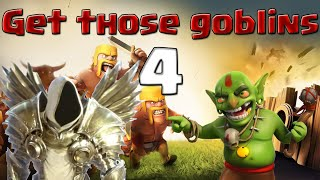 Clash of Clans | Get Those Goblins - Single Player Campaign - Rocky Fort
