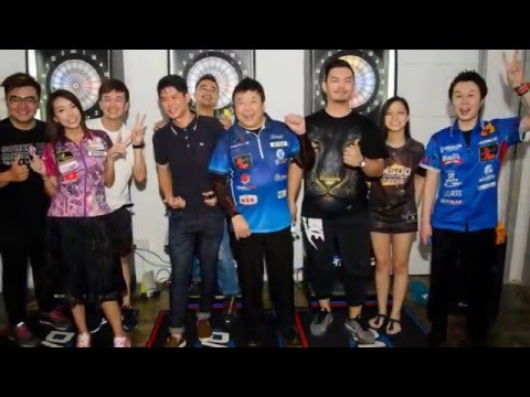 Dartslive Malaysia Pro Tour 2016 at 9ine Count Lounge