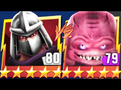 Teenage Mutant Ninja Turtles: Shredder Vs KRANG | TRANS-DIMENSIONAL TURMOIL