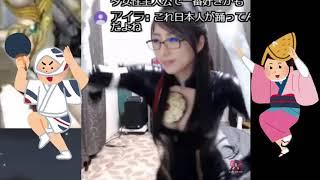 Dancing Bayonetta and dancing Bayonetta