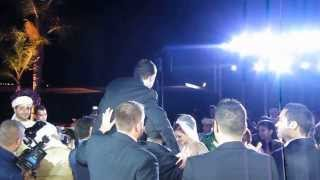 Linda and Karim's wedding in Beirut, Lebanon. September 8, 2013