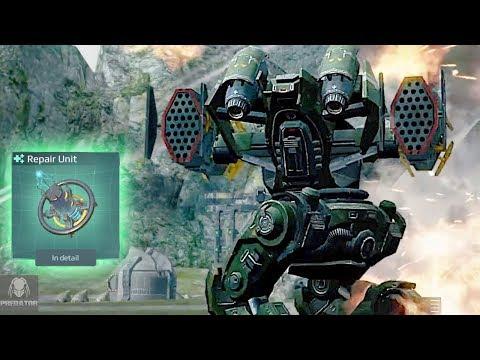 Legendary Rogatka Returns To Battle - The Agile Killer | War Robots