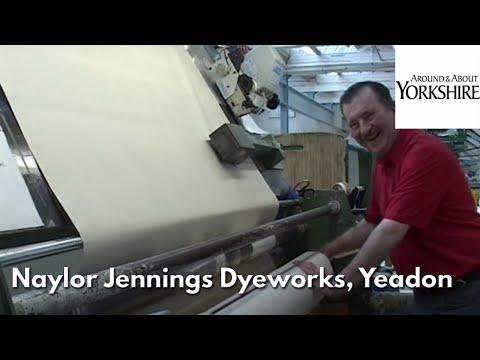 Naylor Jennings Dyeworks, Yeadon