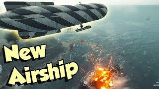 NEW AIRSHIP PREVIEW - BF1 Turning Tides DLC