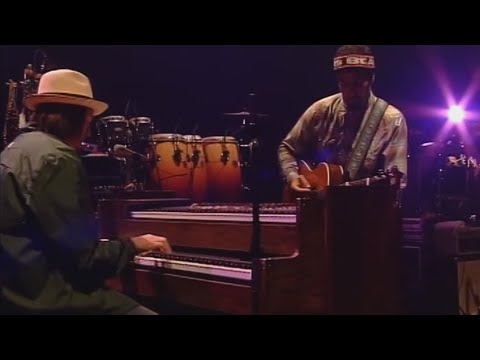 Ben Harper & The Innocent Criminals - Amen Omen (live)
