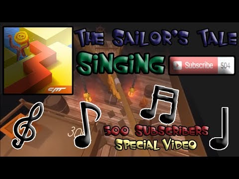 Dancing Line Singing - The Abyss Diss Track (The Sailors Tale)
