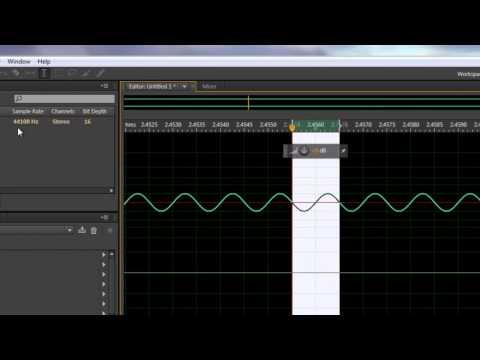 Audio Basics - Understanding Sample Rate