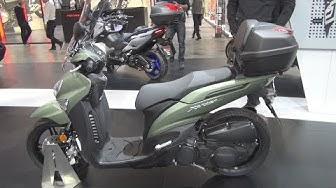Yamaha Xenter 125 (2020) Exterior and Interior