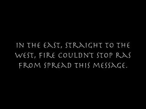 tribal seeds-warning ft. sonny (P.O.D.) lyrics