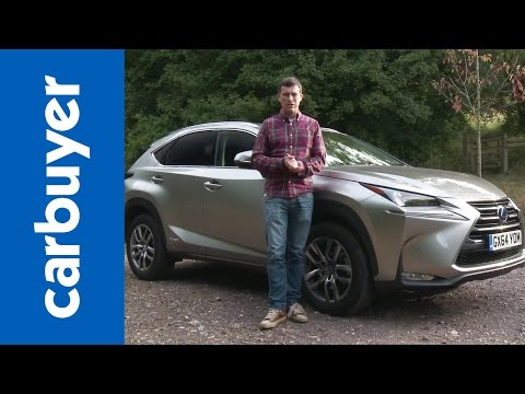 Lexus NX SUV 2014 review - Carbuyer