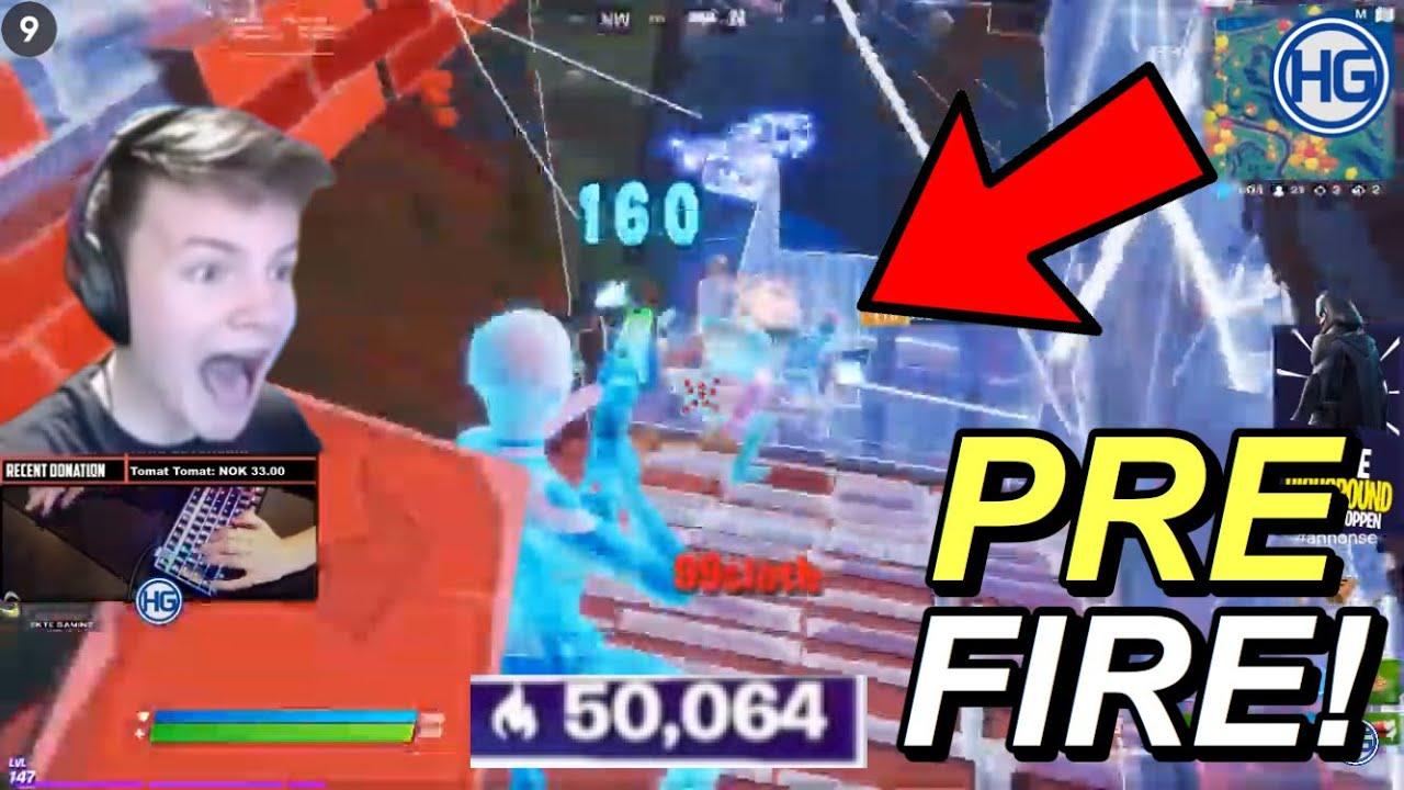 HIGH GROUND SIN BESTE PREFIRE EVER! | Insane Solo Arena Game!