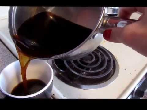 how to make coffee Colombian style