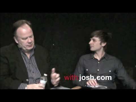 Dennis Haskins  Mr. Belding on withjosh.com Part 1