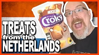 Treats from the Netherlands Review ♥ Thanks Marijn | KBDProductionsTV