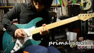 GuitarFreaks PrimalSoul cover  (泉 陸奥彦)