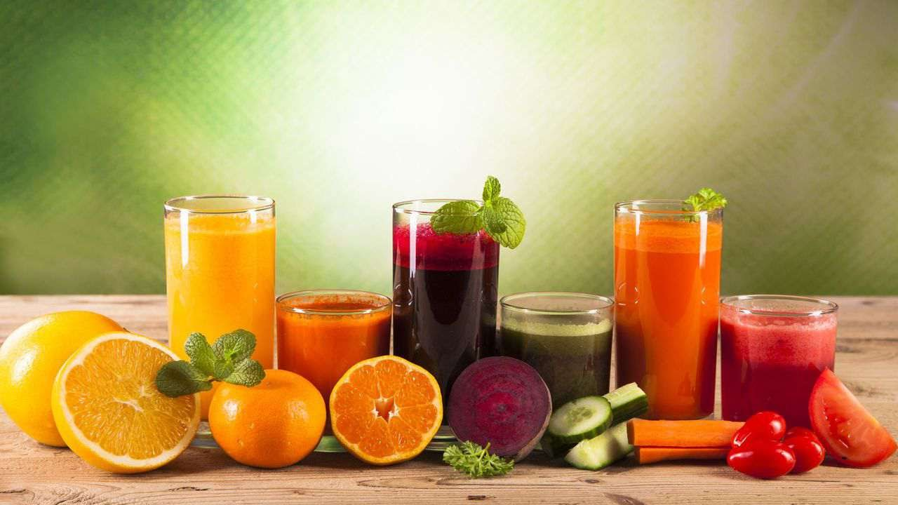 These 5 Home Made Juices Will Help To You Lose Weight