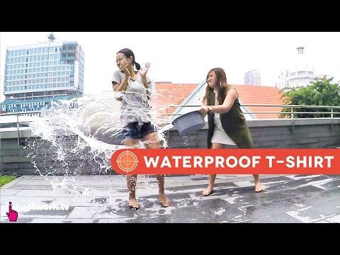 Waterproof T-shirt - Hype Hunt: EP7