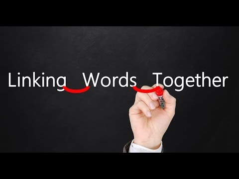 Linking Words Together (Speak Fluently Like Natives)