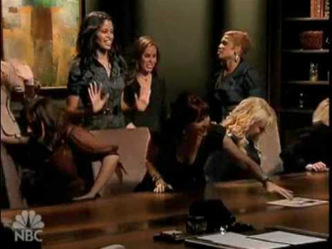 Khloe Kardashian on the Celebrity Apprentice