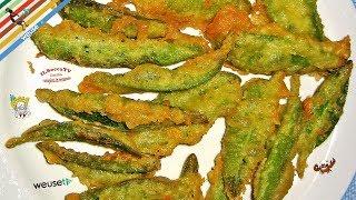 32 - Salvia fritta..e la tavola sta zitta (antipasto gustoso avvolto in una croccante pastella)