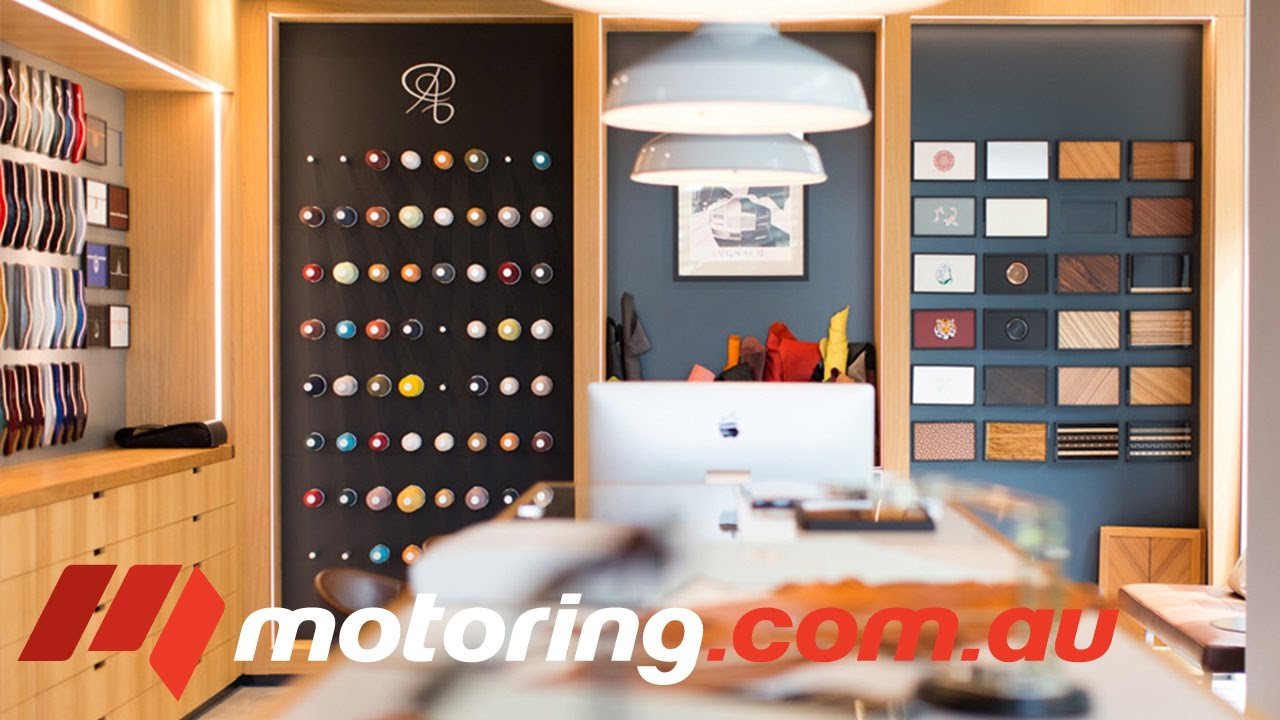 rolls royce bespoke custom build your own car in the magic atelier room youtube. Black Bedroom Furniture Sets. Home Design Ideas