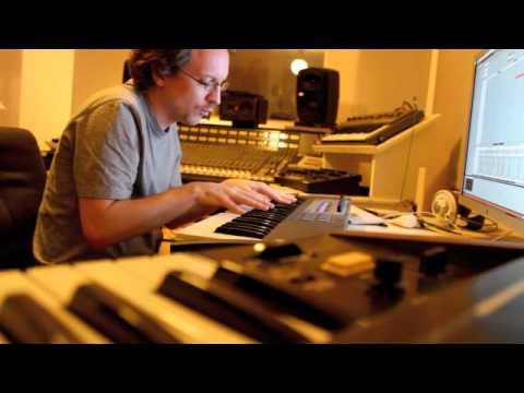 Robbie Knight @ Musicland Studios London.m4v