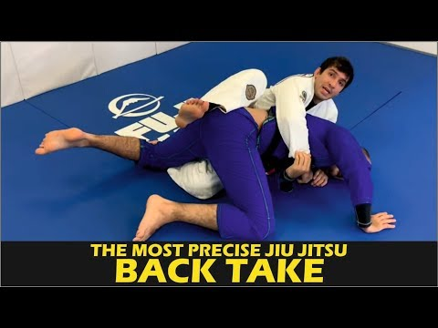 The Most Precise Jiu Jitsu Back Take by Lucas Lepri