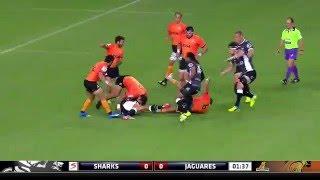Highlights: Jaguares vs Sharks