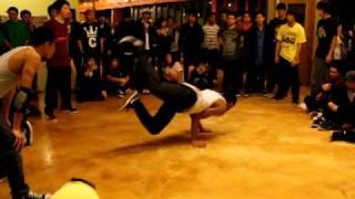Cypher King Battle | Raise The Floor Ii