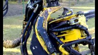 Mechaniczny drwal