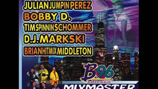 B96 Mixmaster Throwdown Volume 1