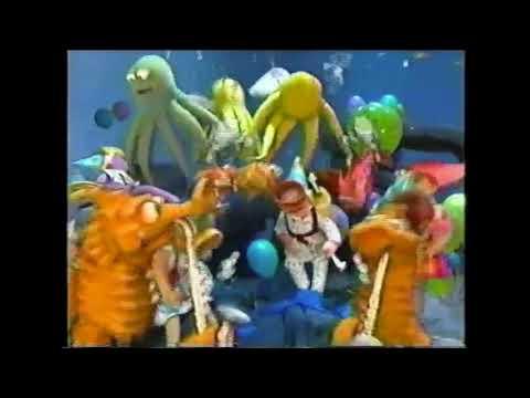Muppet Songs: A Fish - Splish Splash