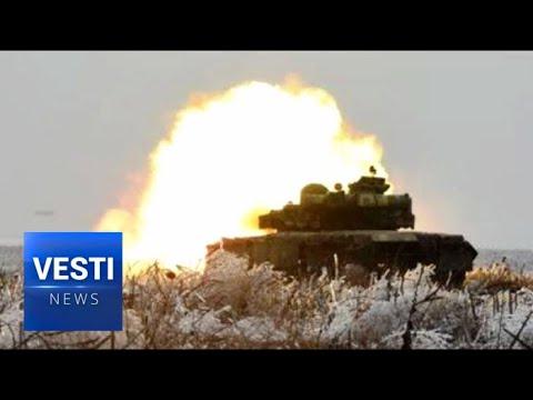 Kiev Sends in It's Radicals: Azov Battalion and Praviy Sektor Return to Frontlines of Donetsk