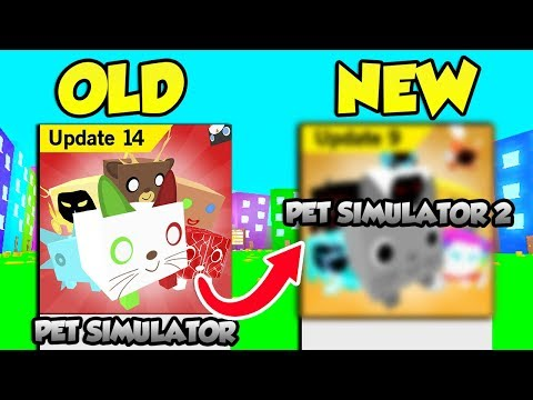Download Pet Simulator 2 Has Been Annouced And It S Coming Out