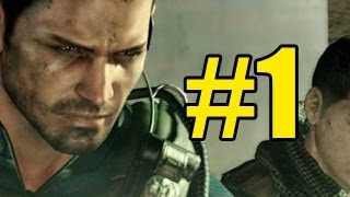 Resident Evil 6: Chris Part 1