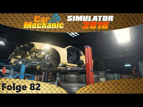 car mechanic simulator 2018 mustang restoration part ii. Black Bedroom Furniture Sets. Home Design Ideas