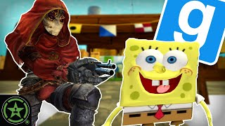 You're Not The REAL SpongeBob - Gmod: Prop Hunt (GmAug)