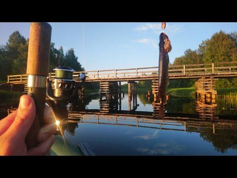 Рыбалка в Карелии. Потеряли друга!)