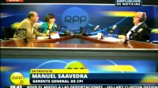 RPP : DIRECTOR de CPI ANALIZA ENCUESTA de Noviembre Sobre ELECCIONES al 2016