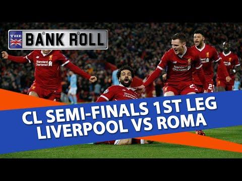 Liverpool vs AS Roma| Champions League Football Predictions | 24/04/18